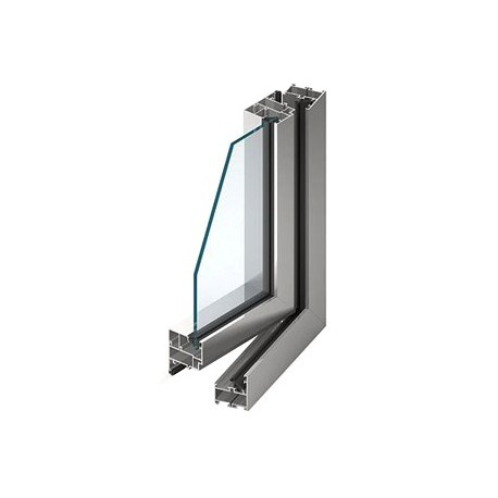 Hliníková okna MB-45