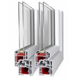 Plastová okna Aluplast Ideal 5000